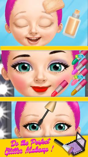 Sweet Baby Girl Pop Stars - Superstar Salon & Show 3 تصوير الشاشة