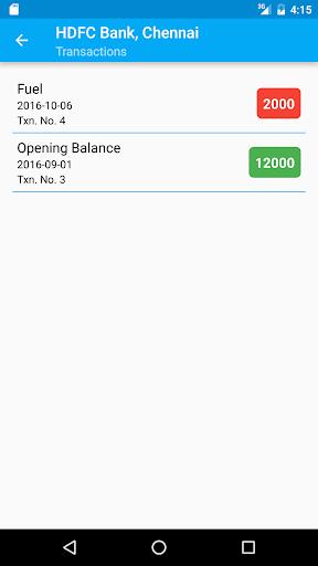 Cashflow Manager screenshot 6