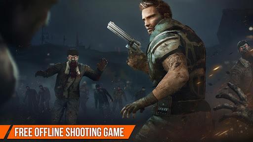 DEAD TARGET: Offline Zombie Games screenshot 4