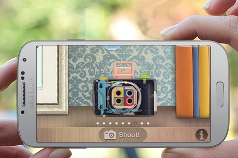 Photo Camera HD for Instagram 3 تصوير الشاشة