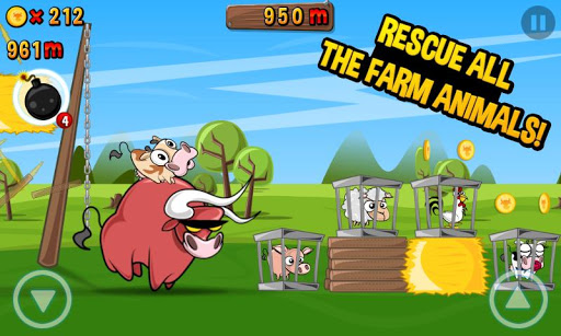 Run Cow Run screenshot 5