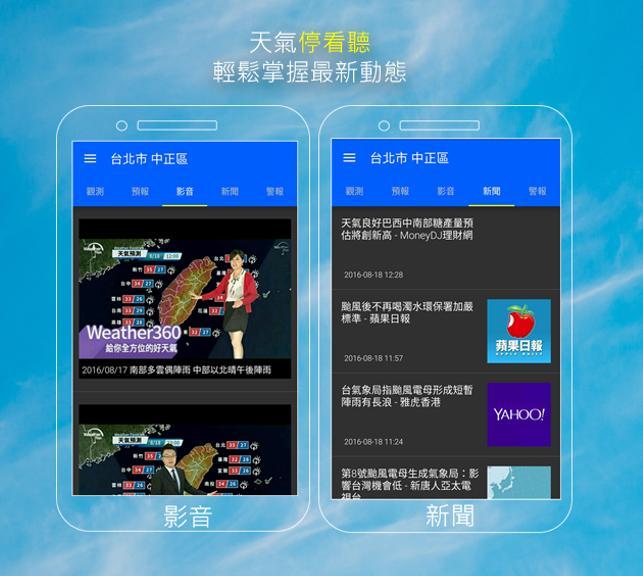 KNY台灣天氣.地震速報 screenshot 5