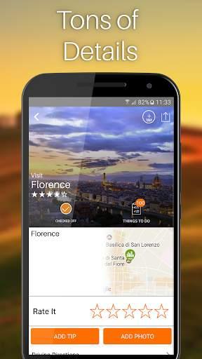 Tuscany Travel Guide screenshot 5