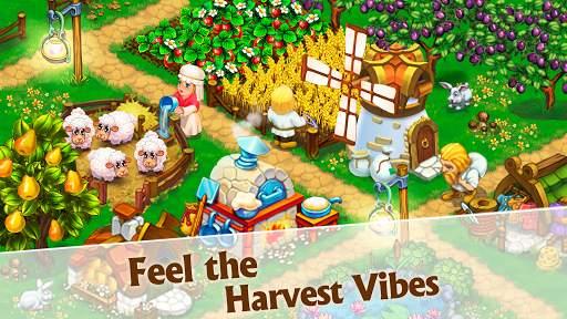 Harvest Land: Farm & City Building screenshot 7