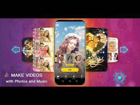 MV Master - Best Video Maker & Photo Video Editor screenshot 1