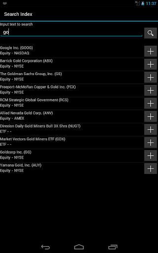 Stocks n More 9 تصوير الشاشة