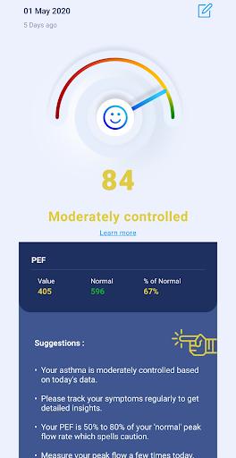 Airveda - Air Quality & Asthma Tracker screenshot 7