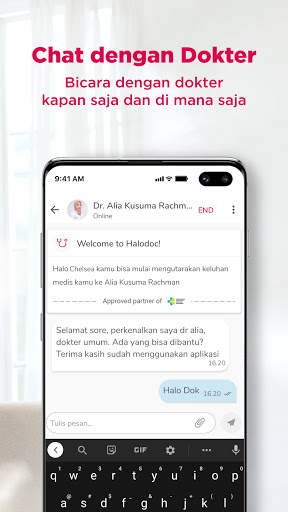Halodoc - Doctors, Medicine & Appointments screenshot 3