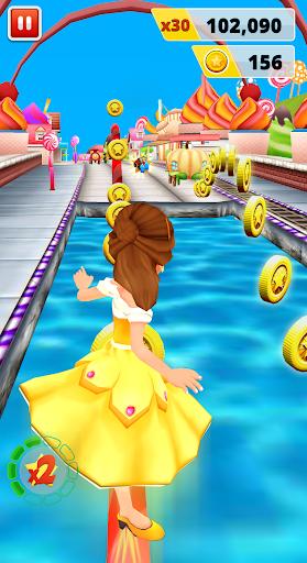 Princess Run Game 2 تصوير الشاشة