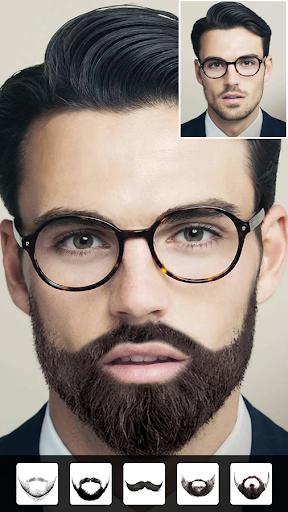 Beard Man - لحية محرر الصور, تعديل الصور 5 تصوير الشاشة