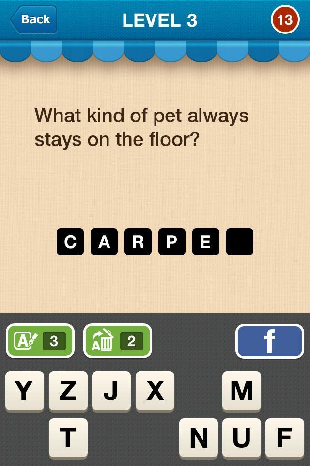 Hi Guess the Riddle 4 تصوير الشاشة