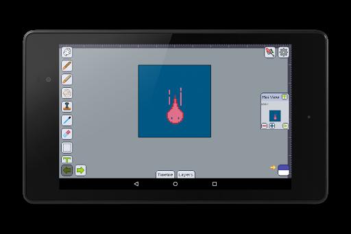 Pixly - Pixel Art Editor 9 تصوير الشاشة