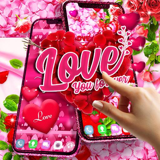 Love live wallpaper أيقونة