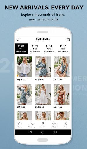 SHEIN-Fashion Shopping Online screenshot 3