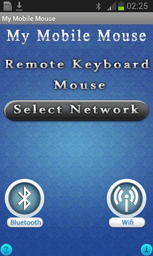 My Mobile Mouse 4 تصوير الشاشة