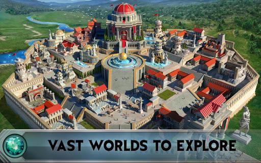 Game of War - Fire Age screenshot 1