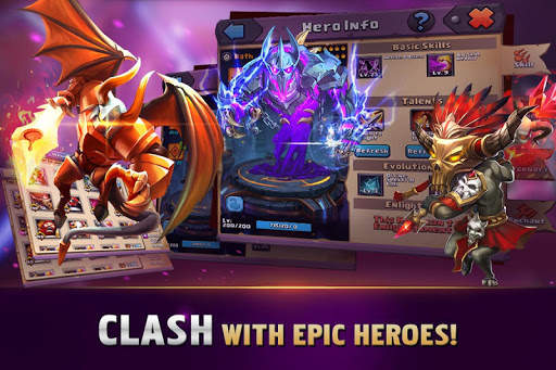 Clash of Lords: Guild Castle screenshot 4