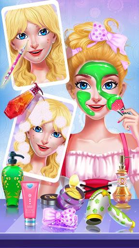 👸👗Sleeping Beauty Makeover - Date Dress Up 5 تصوير الشاشة