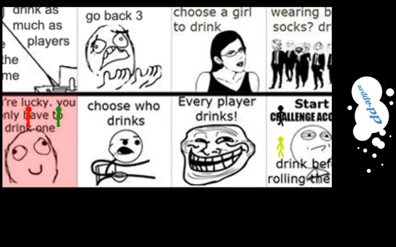 Meme Drinking Game screenshot 2