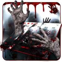 3D Live Walking Dead Zombie Keyboard on 9Apps