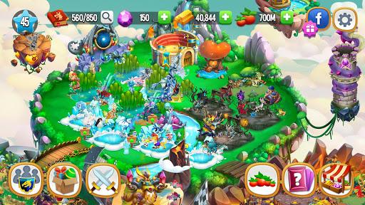 Dragon City 4 تصوير الشاشة
