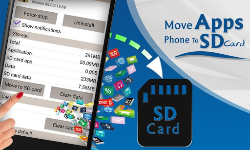 Move Apps Phone to SD card screenshot 1