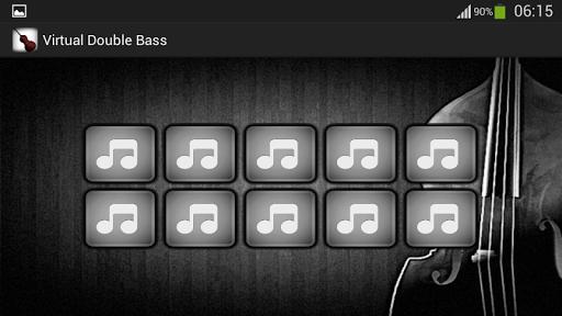 Virtual Double Bass screenshot 2