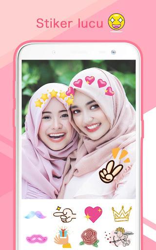 Sweet Selfie Camera - Editor Foto, Kamera Cantik screenshot 5
