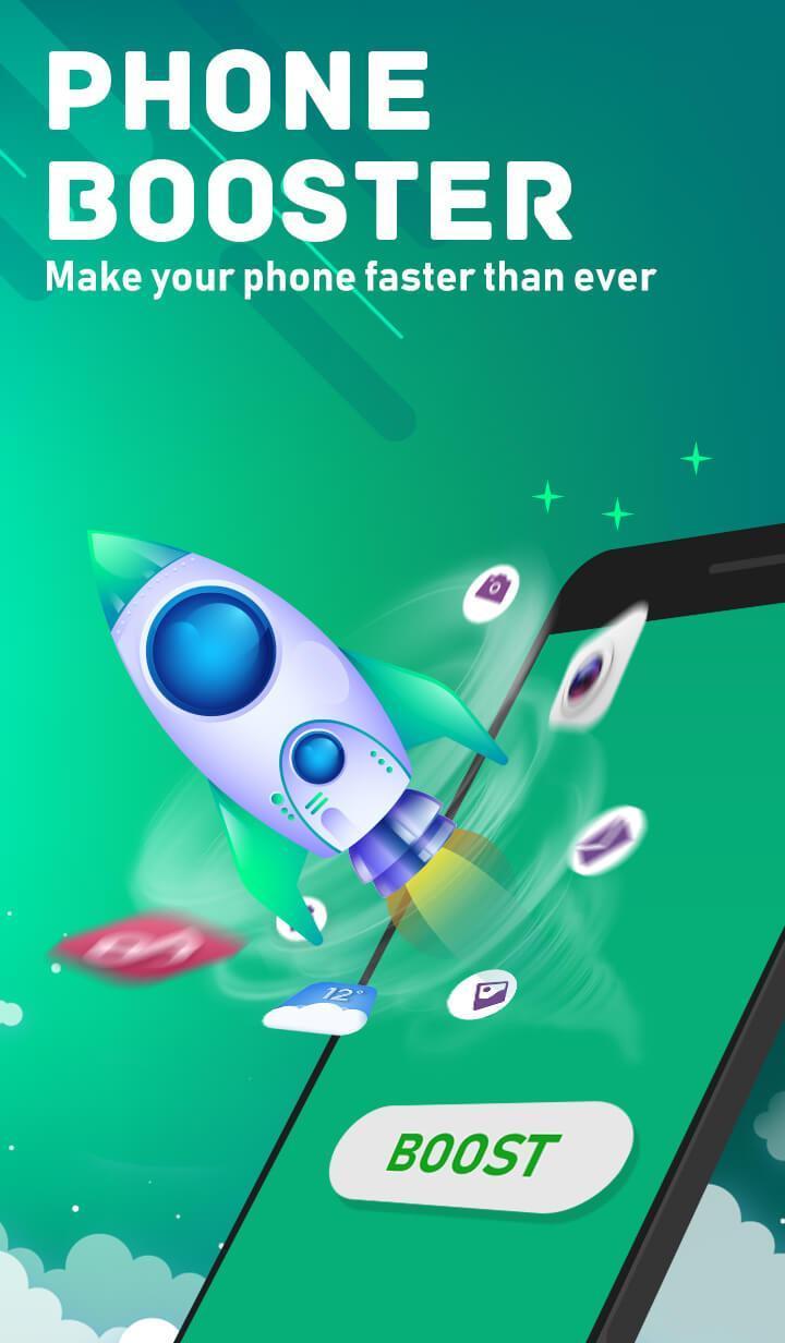 Lite Clean - Phone Optimizer & Battery Saver screenshot 2