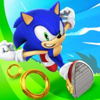 ikon Sonic Dash - Endless Running & Racing Game