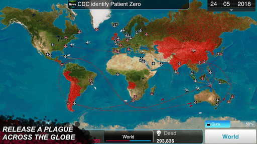 Plague Inc. screenshot 10