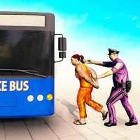 Police Prisoner Transport - Prisoner Bus simulator on 9Apps
