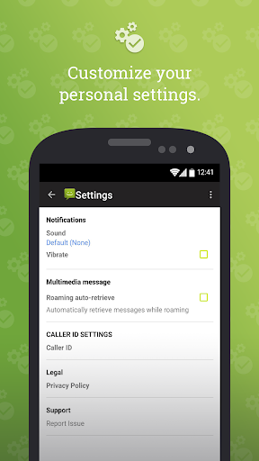 SMS From Android 4.4 screenshot 5