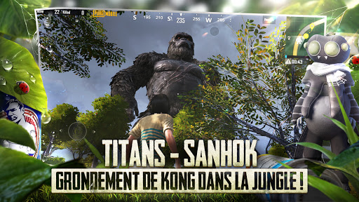PUBG MOBILE: Traversée screenshot 5