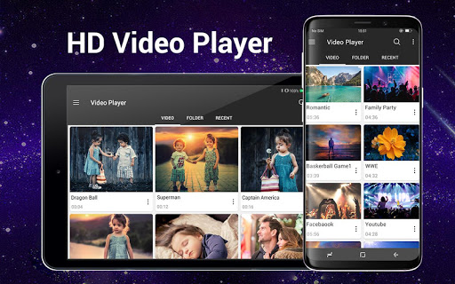 Video Player All Format for Android screenshot 10