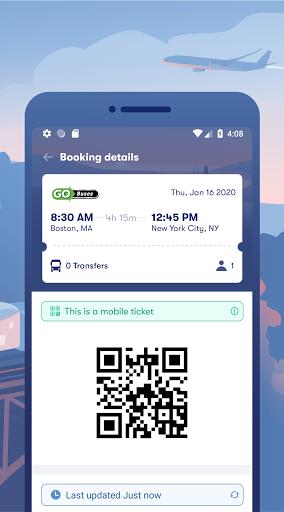 Omio: Book Train, Bus & Flight Tickets screenshot 2