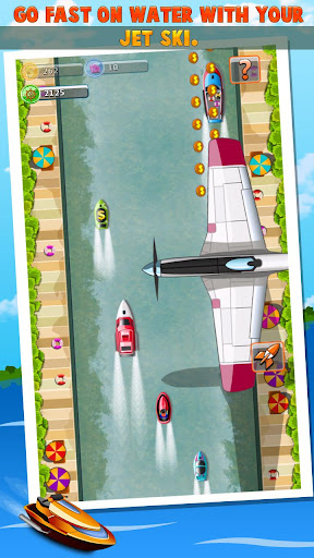 Crazy Boat Racing screenshot 1