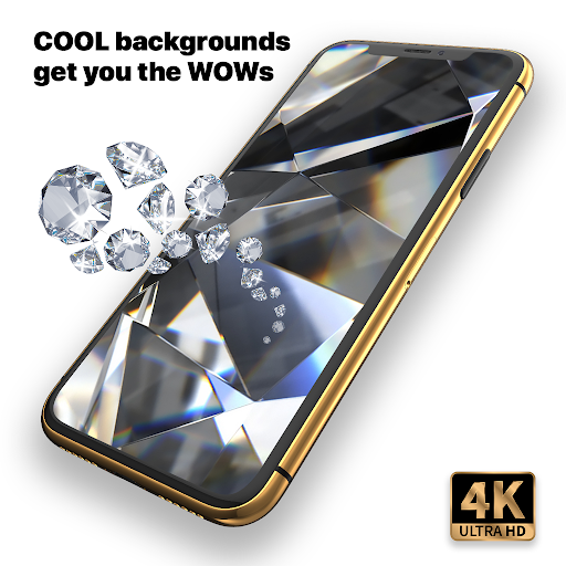 Live Wallpapers 4k & HD Backgrounds by WAVE screenshot 4