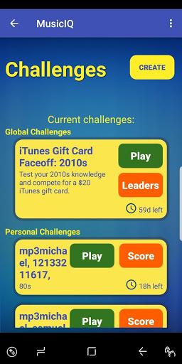 MusicIQ - Quiz and Radio Game 3 تصوير الشاشة