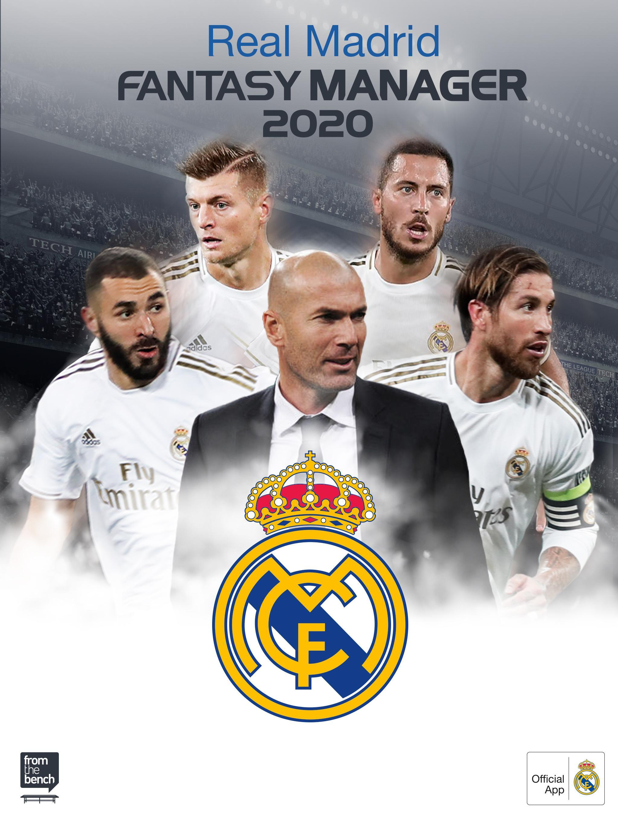 Real Madrid Fantasy Manager'20 Real football live 9 تصوير الشاشة