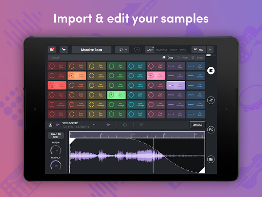 Remixlive - Make Music & Beats screenshot 9