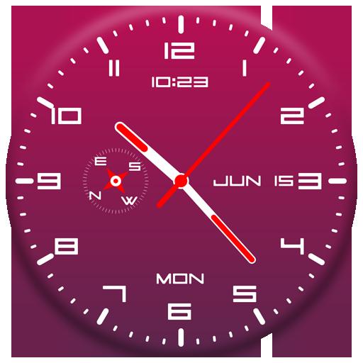 Clock Live Wallpaper icon