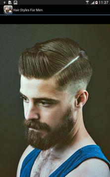 Hair Styles For Men Idea screenshot 2