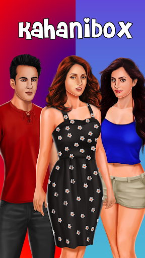 Hindi Story Game - Play Episode with Choices 1 تصوير الشاشة