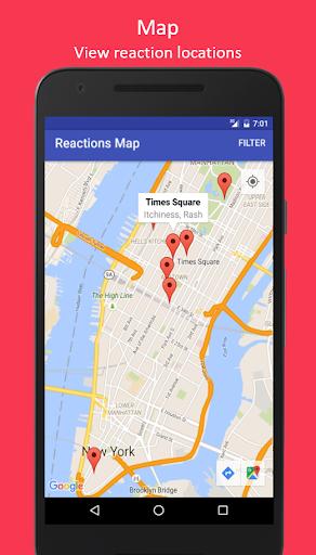 Reaction Journal screenshot 4