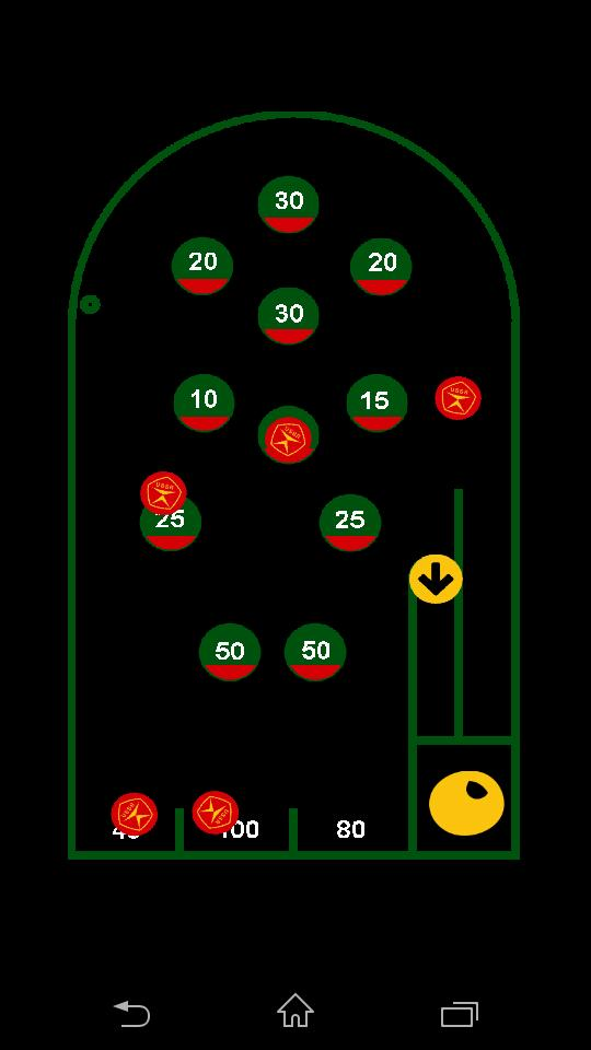 Soviet pinball screenshot 4