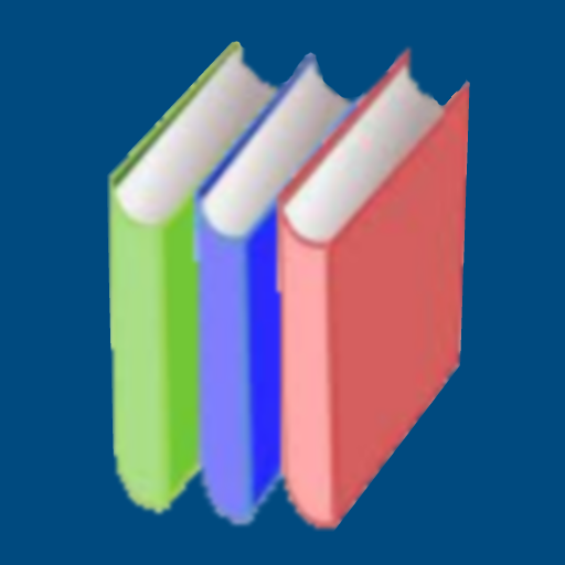 Book Library أيقونة