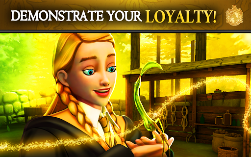 Harry Potter: Hogwarts Mystery screenshot 4