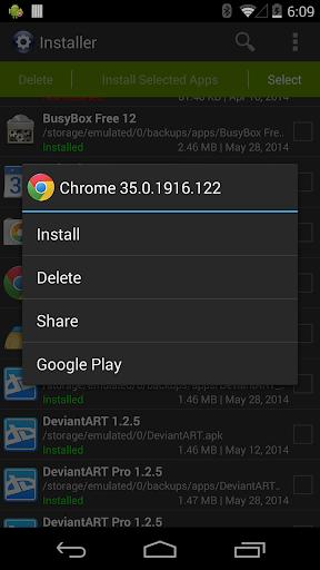 Installer - Install APK screenshot 2