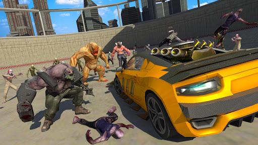 Zombie Smash : Road Kill screenshot 8